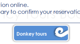donkey online reservation coach