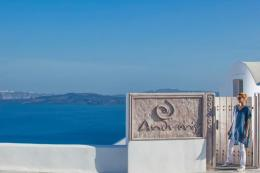 Andronis Boutique Hotel Santorini | Oia | Water Blue Travel