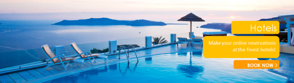 santorini hotels and studios